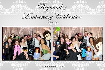 Kathia & Rebecca's Anniversary Celebration 3/23/18