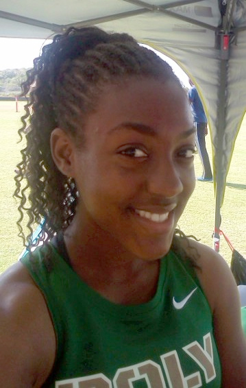 . Ratanya Washington  - Poly Track Dream Team