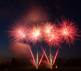 Aurora July 4th Fireworks 2018