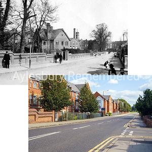 Aylesbury Then & Now 2021