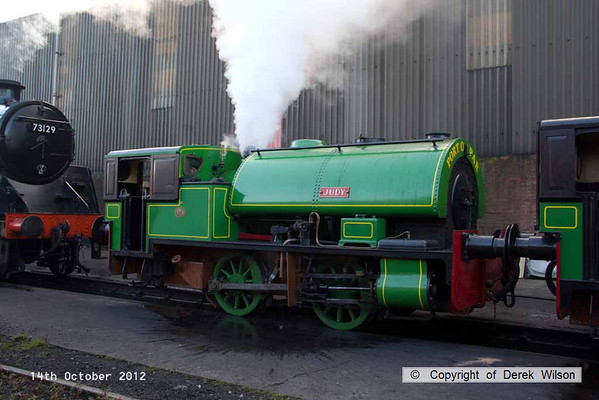 2012, 14th October, MRC 'Little & Large' gala