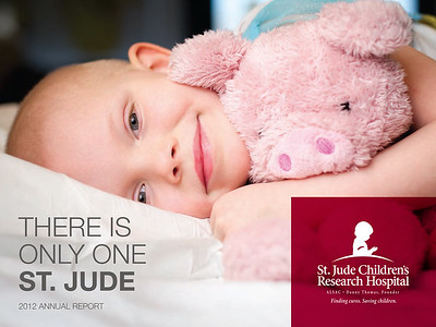 2012 ALSAC/St. Jude Annual Report