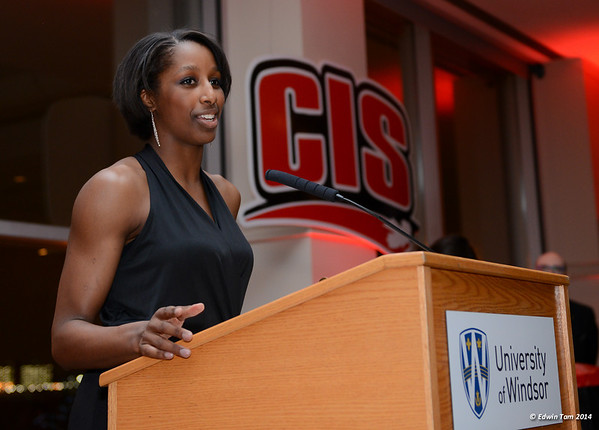 CIS Women's Basketball Awards 2014