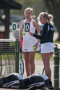 2013 Providence Tennis vs Clarksville