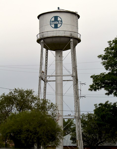 Historic water tower (2018)