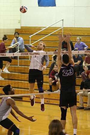 Stevens Volleyball v NYU 180228