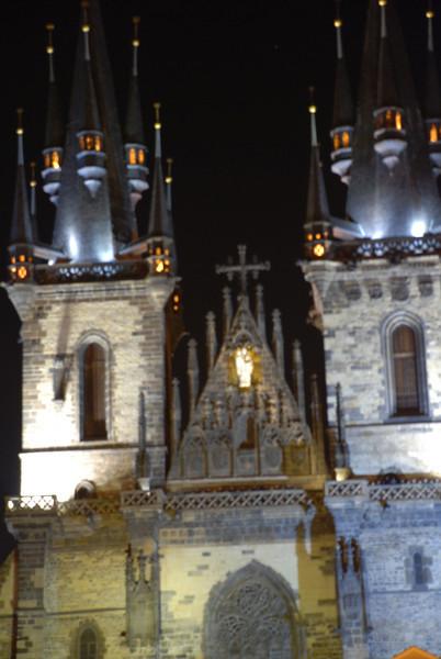Prague Old Town At Night 1.JPG