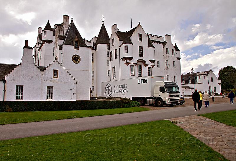 Antiques Roadshow Comes to Blair Castle