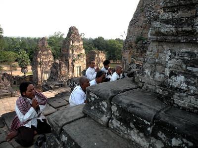 """Камбоджа. Храмы Пре Руп, Ангкор Том, Бантей Срей. Путешествие ИТЦ """"Кайлаш"""""""