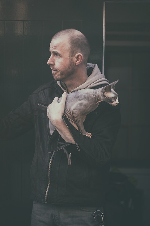 Cat & Man
