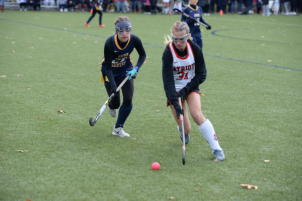 Field Hockey: GA vs PC - Gallery I