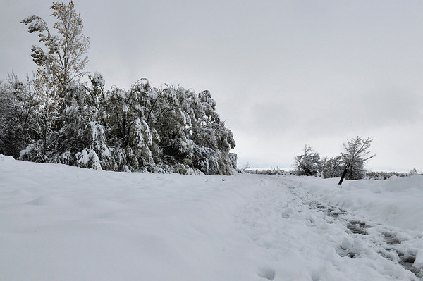 Snow 10/26/11