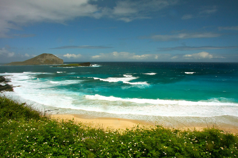 Makapu'u Beach Park, Oahu