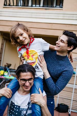 Florian & family