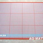 SKU: AG-MAT/A3, A3 Plastic Cutting Mat for Vinyl/Paper Cutting