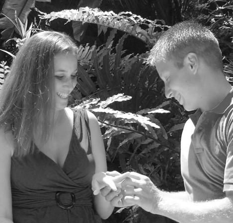 Rob and Nicole