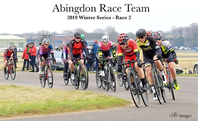 Abingdon Race Team 2019 Winter Crit Series #2