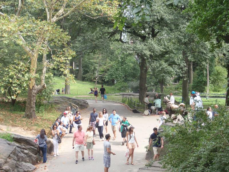 033_New York City. Central Park Tour. Balto.JPG