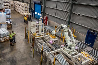 assembly line/storage