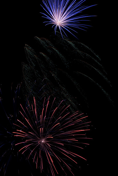 Chesapeake City Park Fireworks