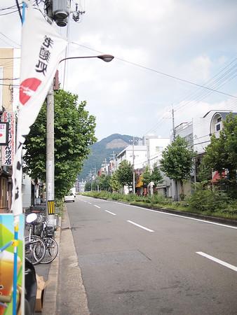 Daimonji fire festival
