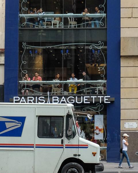 Paris in New York