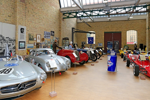 Carl Benz Museum in Ladenburg