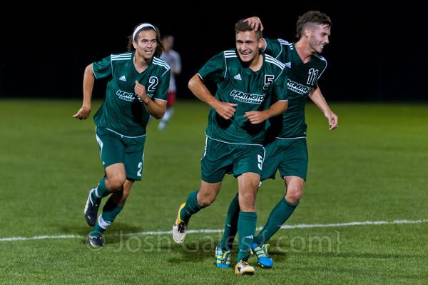 9/28/13 Huntington Men's Soccer