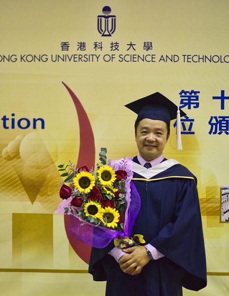 Paul's Masters Graduation 2011