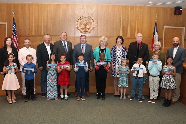 Wedgewood Mayoral Proclamation