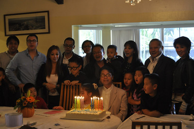 Father Peter Birthday 2011