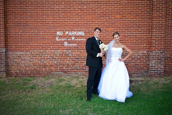 Jenna  & Jarret's Wedding