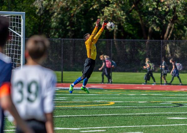 Boys JV Soccer v Annie Wright 04/29/2019