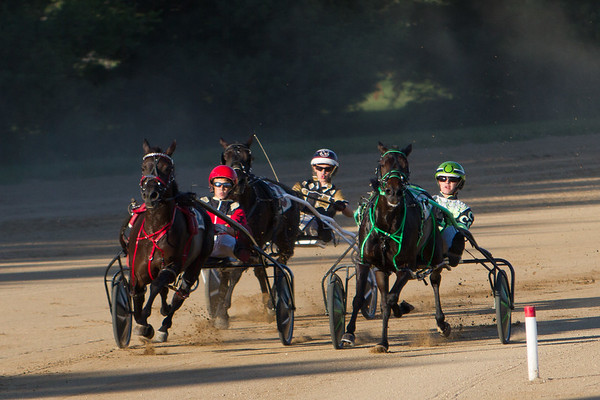 Amish Harness Racing