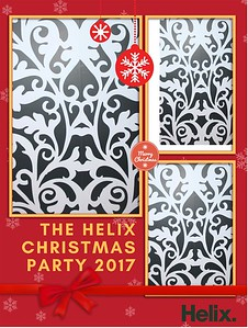 Helix Chrismas Party 13.12.17