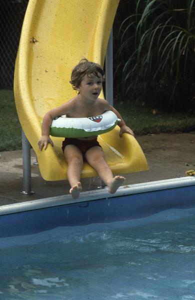 John Swimming (1983)