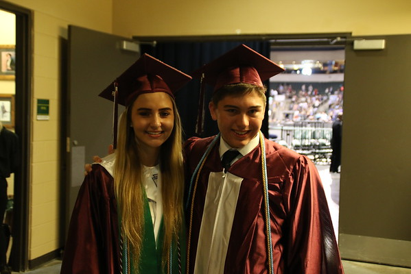 Round Rock High School Graduation 2016