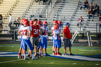 St. Clair JV Saints Vs Marysville Vikings