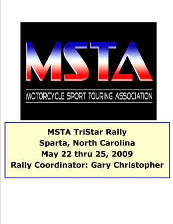 2009 TRISTAR
