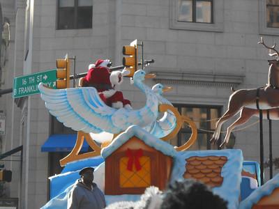 2012 thanksgiving parade