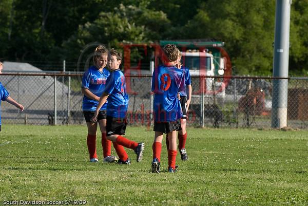 South Davidson Outdoor Soccer