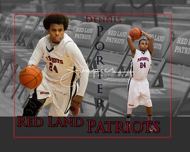 Senior Basketball Composites