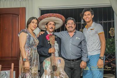 Cumpleaños Pepe Mariachi Style