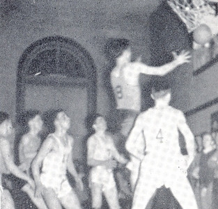 1930s Butler Basketball
