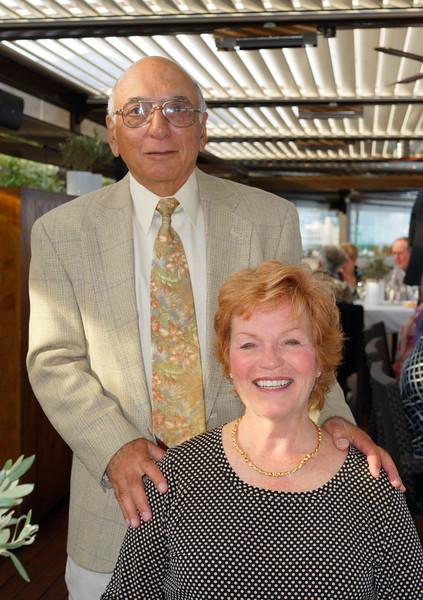 George and Susan Mardirossian