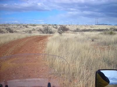AZ Dirt Roads 2012-02-16