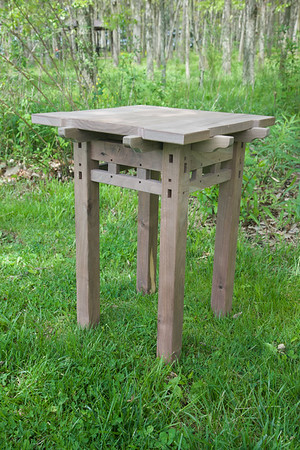 Greene & Greene Style Table with Darrell Peart