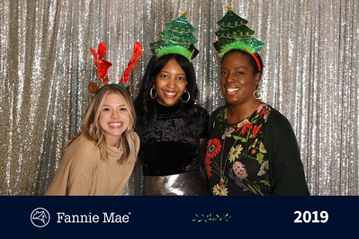 Fannie Mae Midtown Center End of Year Party 2019