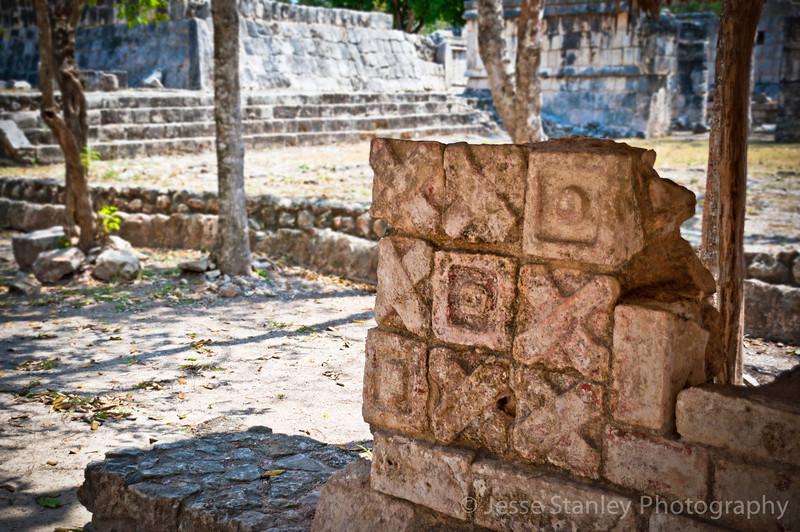 Temple of the Small Tables, Chichen Itza