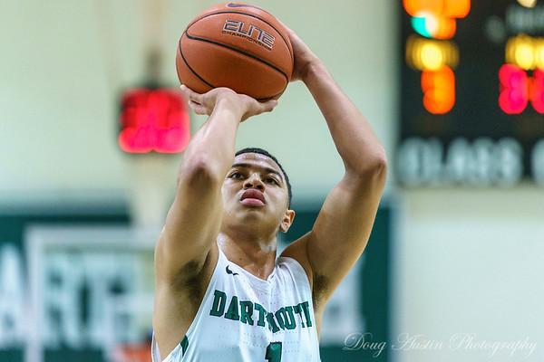 UNH vs Dartmouth Men's Basketball